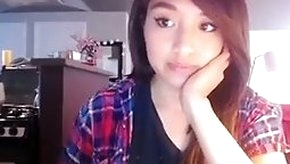 Incredible Webcam video with College, Asian scenes